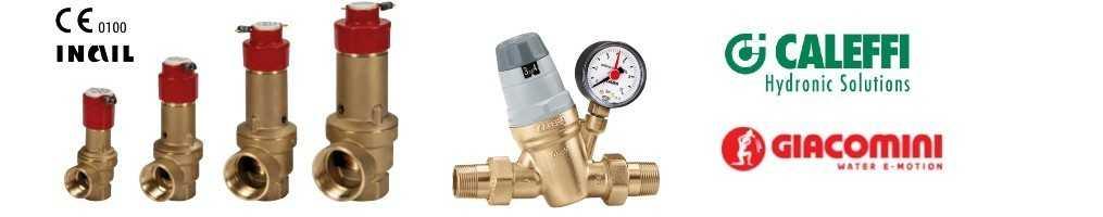 Riduttori di pressione Acqua : Prezzi e catalogo | Emmebistore.com