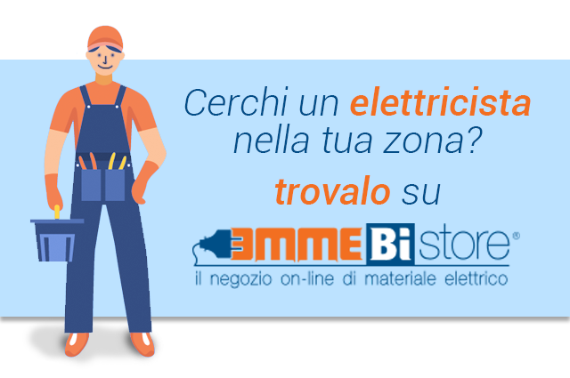 Cercare un elettricista